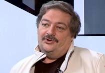 Дмитрий Быков рассказал про «интеллектуальный оргазм» Ксении Собчак