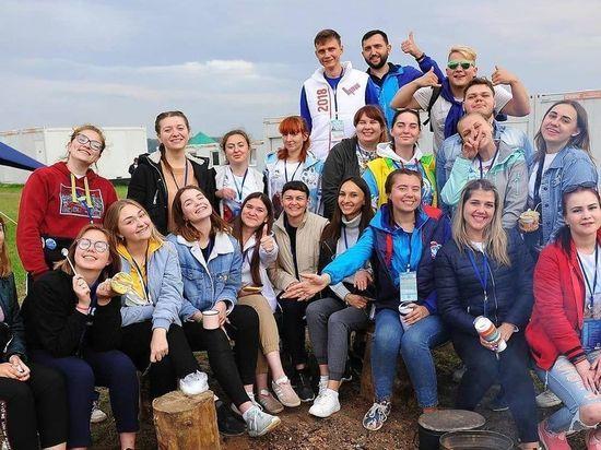 Серпуховичи отправились на молодежный форум «Я — гражданин Подмосковья»