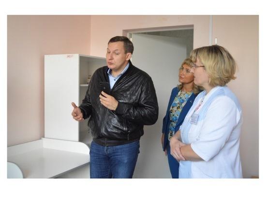 Представить Общественной палаты проверил качество медицины в Серпухове