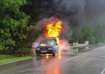 Пожарные ликвидировали последствия двух ДТП на Ямале