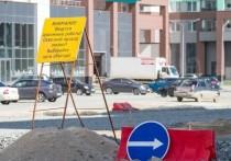 В Екатеринбурге частично перекрыли движение на Шевченко