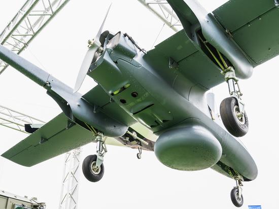 У российского дрона «Корсар» нашли итальянское «сердце»