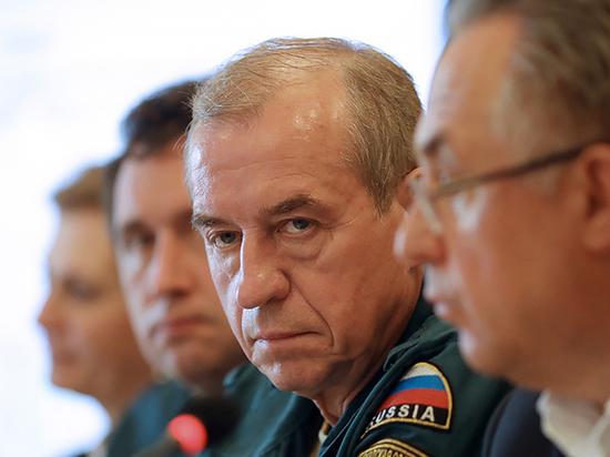 Что рассказали президенту про иркутского губернатора