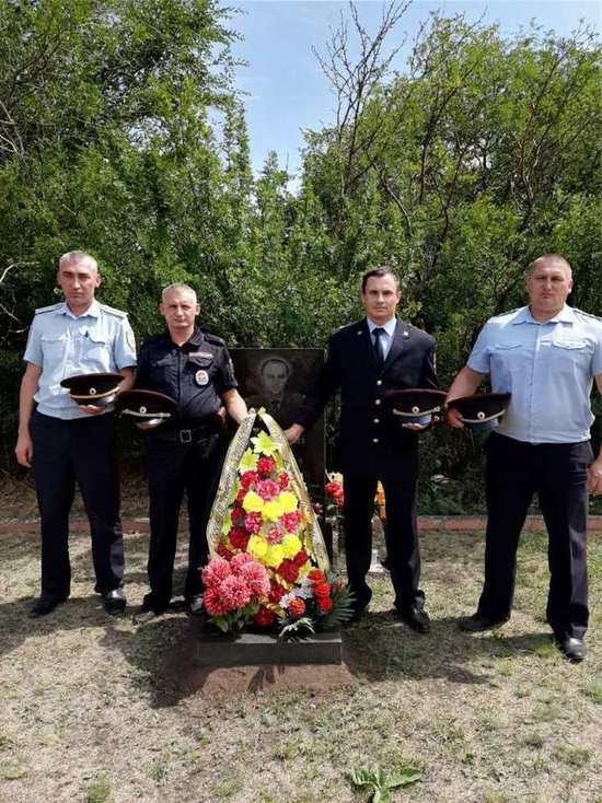 В Курманаевском районе почтили память Роберта  Минасяна