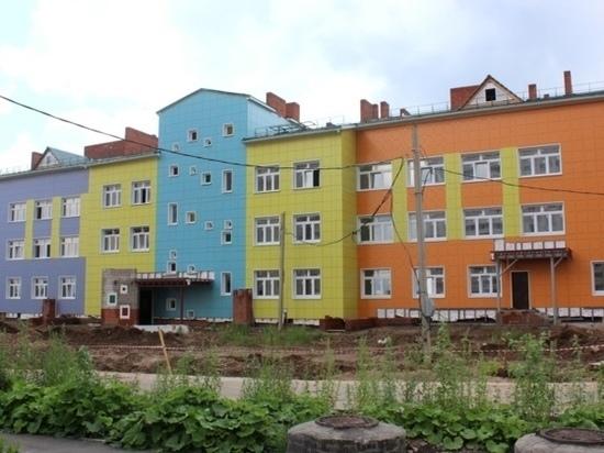Новый детский сад в Иванове будет достроен в срок