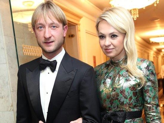 Сын Рудковской и Плющенко рассек лицо на тренировке