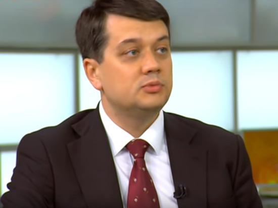 Партия Зеленского назвала своего кандидата в спикеры Рады