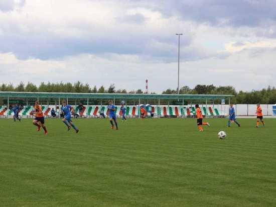 Площадка ЧМ в Калуге станет футбольным манежем