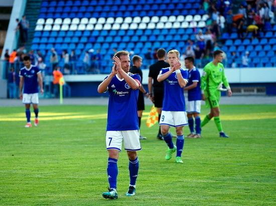 Воронежский «Факел» сыграл с «Чертаново» вничью 0:0