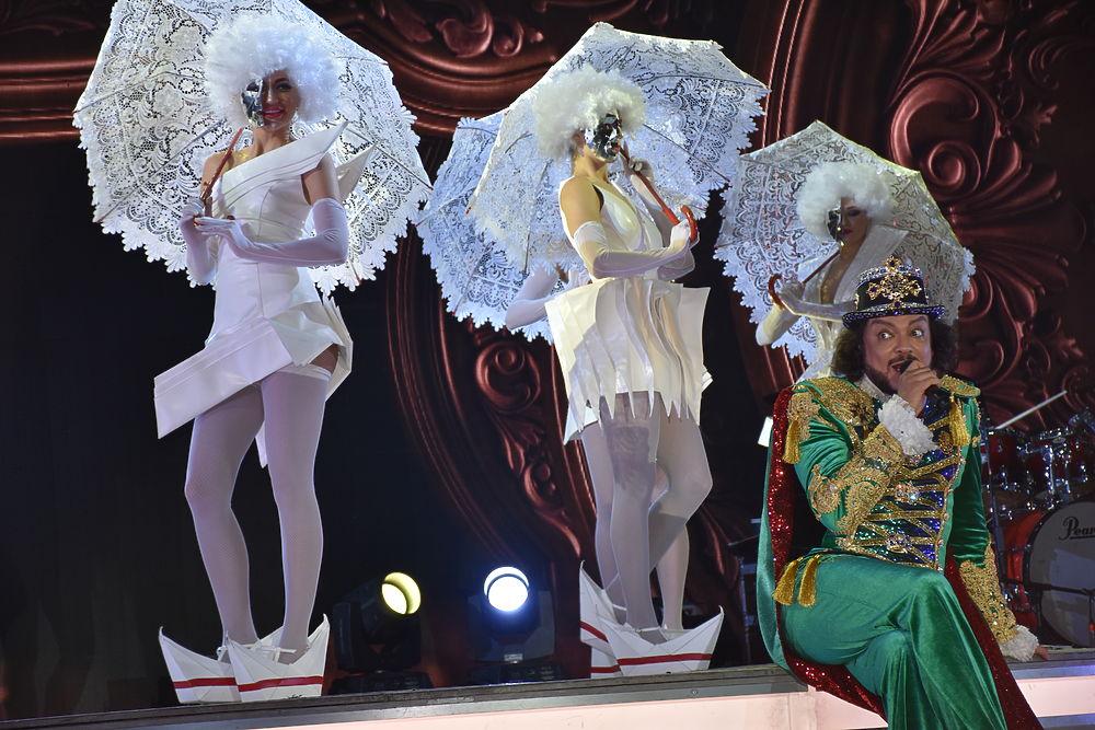Неожиданный Киркоров: зрители в шоке от выступления артиста
