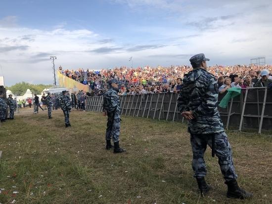 13 детей потерялись на фестивале «Нашествие» в Тверской области, который проходит с 18 по 21 июля