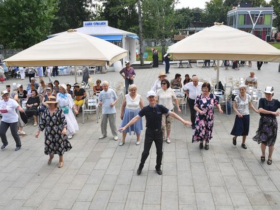 В Сокольниках пройдет танцевальный марафон в категории «55 плюс»