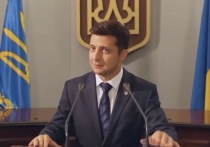 Партия Зеленского набирает более 40% на выборах Верховной рады Украины