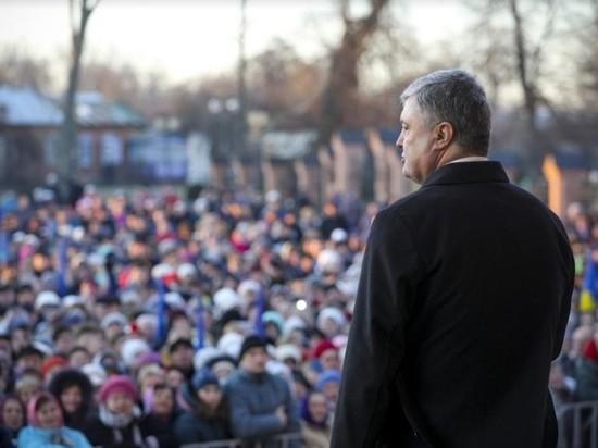 Порошенко назвал Вакарчука ближайшим идейным партнером в Раде