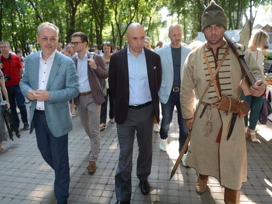 Власти Липецкой области помогут продвижению местных промыслов