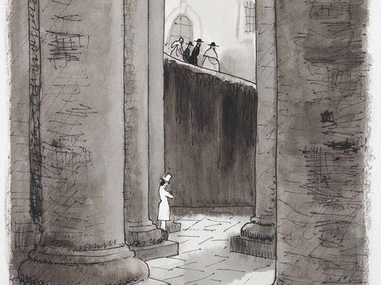 Всех желающих приглашают на лекцию «Гоголь в Риме» в Серпухов
