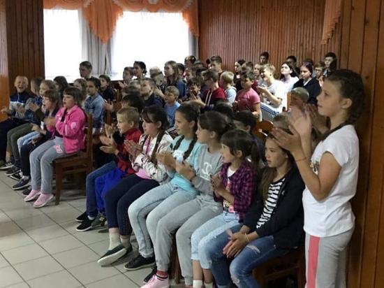 Детский центр «Спутник» принимает юных тюменцев