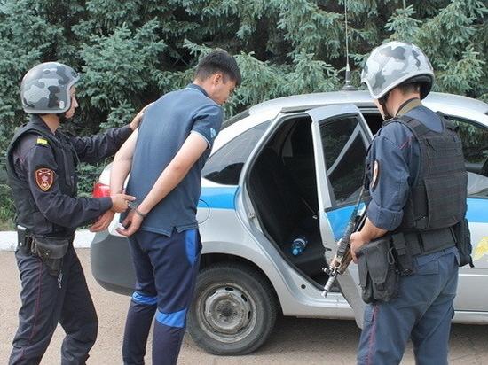 В Улан-Удэ грабитель сделал жертве «кусь»
