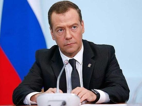 Курскую область сегодня посетит премьер-министр Дмитрий Медведев