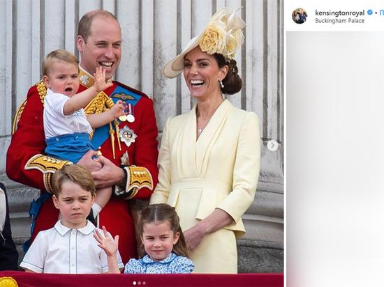 В сети появились новые фото принца Джорджа в день его 6-летия