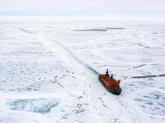 На атомные ледоколы «Арктика» хотят потратить 100 млрд рублей