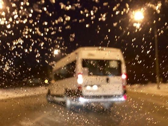 В Смоленске ищут агрессивного водителя маршрутки