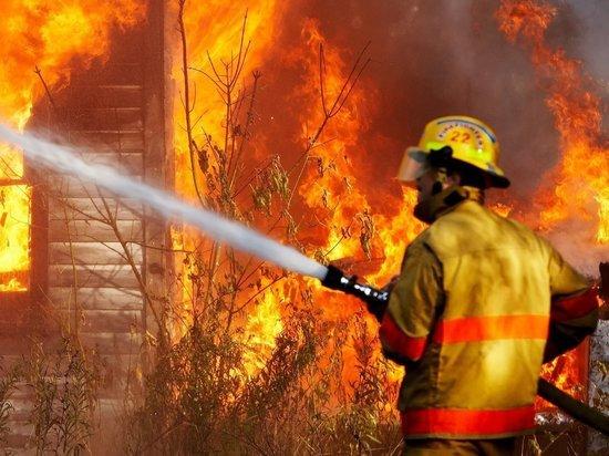 Пожар оставил жительницу Мордовии без крыши над головой