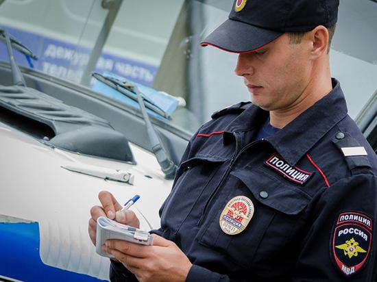 Жителя Мордовии разыскивают за нападение на полицейского