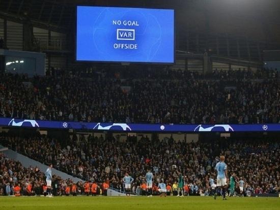 РПЛ внедрит VAR в судейство матчей со второй половины сезона