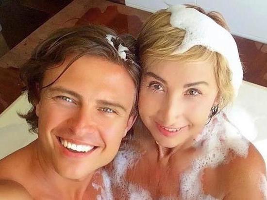 Артист Шаляпин трогательно поздравил экс-супругу с днем рождения