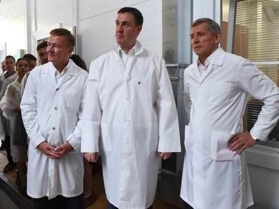 Подробности: что искало правительство страны в Курской области