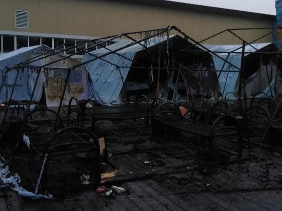 После гибели ребенка в палаточном лагере под Хабаровском возбуждено дело
