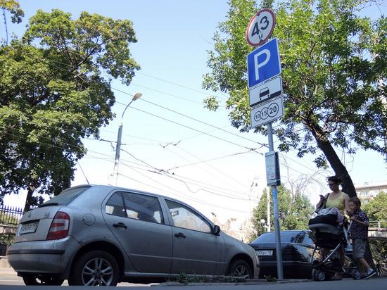 СМИ: в России сузят парковочные места на улицах