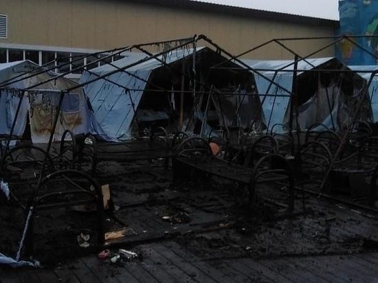 Детский лагерь под Хабаровском мог загореться из-за неисправности обогревателя