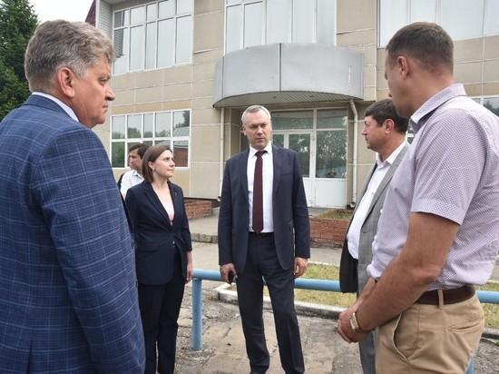 Коченевская ЦРБ получит новые площади для лечения детей