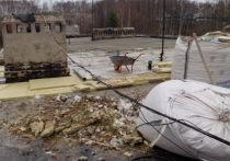Нижегородцы 15 лет живут с протекающей крышей