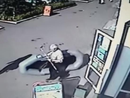 В Новотроицке вор увидел себя в интернете и сдался полицейским