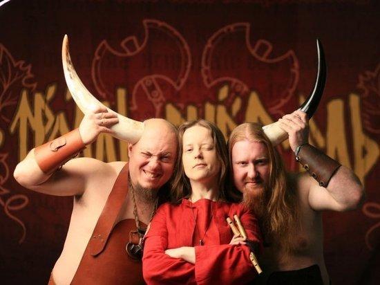 Группа «Тролль гнёт Ель» выступит на фестивале викингов в Романово