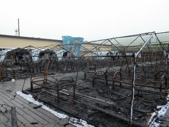 Очевидец смертоносного пожара в хабаровском лагере: «Палатки заполыхали мгновенно»