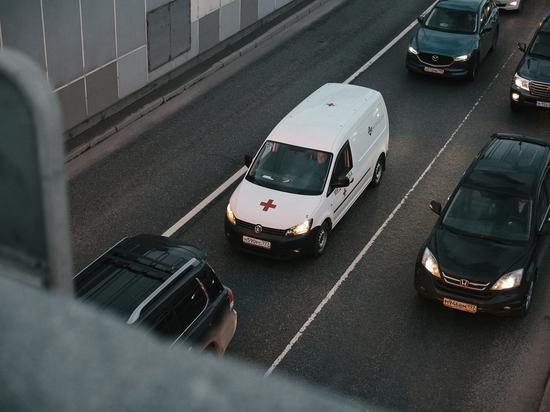 Обнародована статистика аварийности в городах Подмосковья