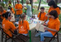 В «Гармонии» прошел фестиваль «Молодые мамы»