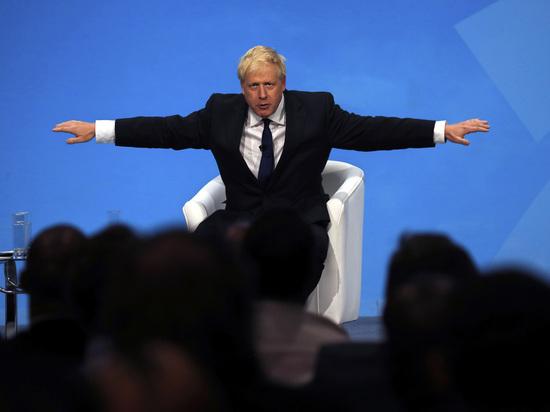 Борис Джонсон стал новым премьером Великобритании
