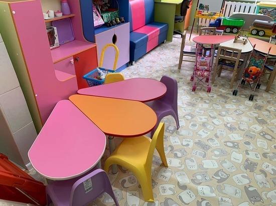 Игровую комнату для детей открыли в больнице Георгиевска