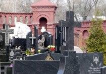 Особый ГОСТ на надгробия и могильные сооружения планирует принять Росстандарт