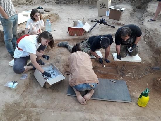 В Гнёздовских курганах нашли уникальное историческое погребение