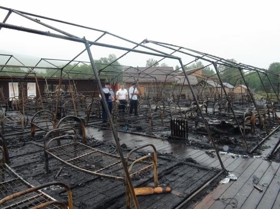 «Палатки стояли слишком близко»: пожар в хабаровском лагере глазами туриста-спортсмена