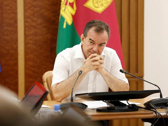 Губернатор Кондратьев призвал побороть на Кубани газовые и электрические монополии