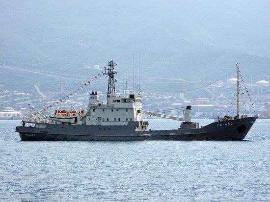 В Чёрном море начали искать затонувшие советские корабли