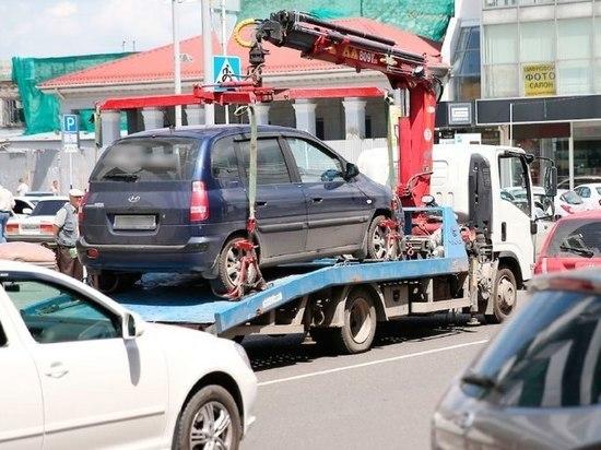 Куда эвакуировали ваше авто в Краснодаре, теперь можно увидеть на специальном портале