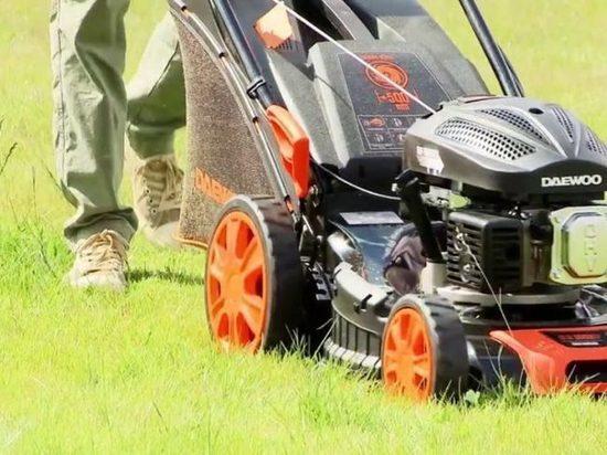 Житель Калининградской области погиб, ремонтируя косилку для травы